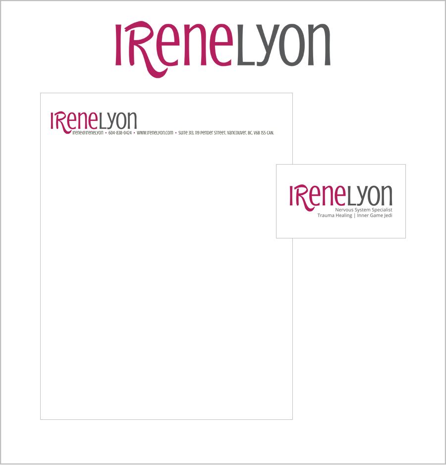 IreneLyonBranding