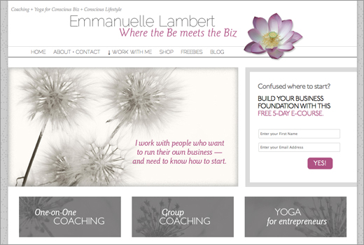EmmaWebsite