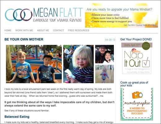MeganFlattWebsite