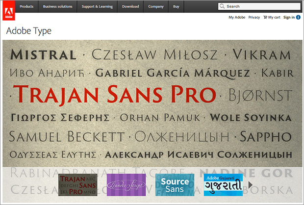 Finding Fonts for Your Brand: 8 Premium Typography Resources