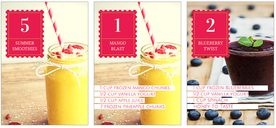 summersmoothies