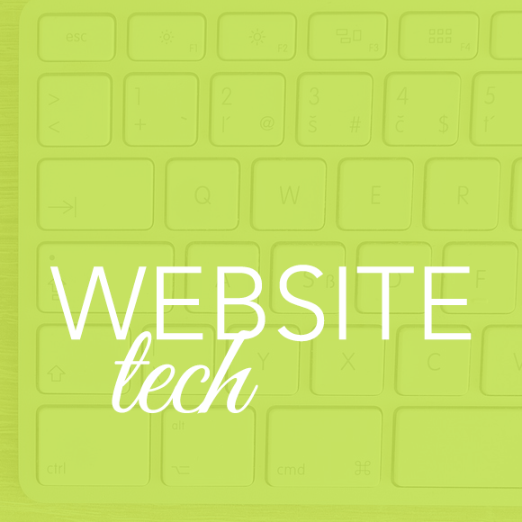 WebsiteTechBadge