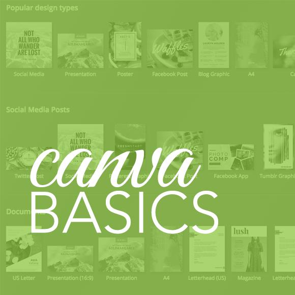 Canva Basics