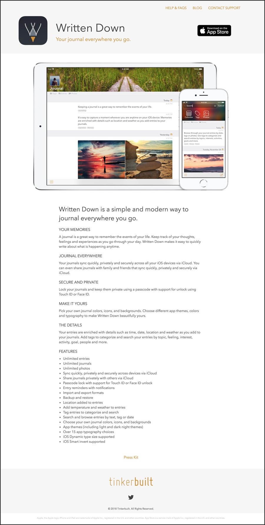 TinkerbuiltWebsite