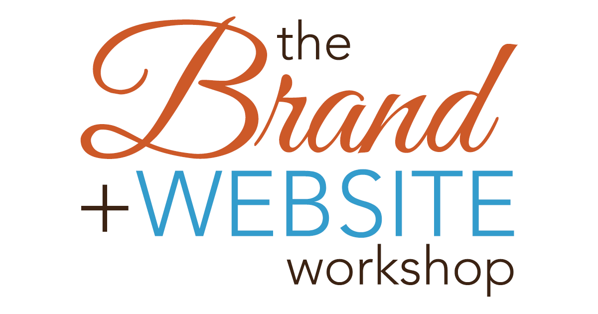 The Brand + Website Workshop